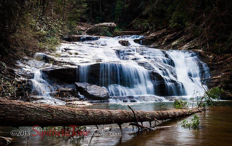 Panther Creek Waterfall