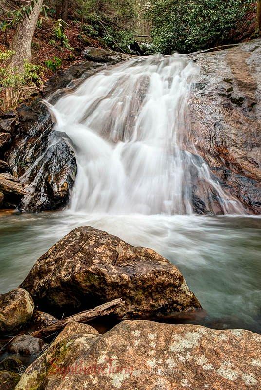 Blood Mountain Falls