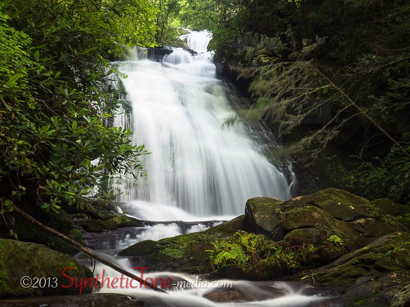 Chattooga Waterfall
