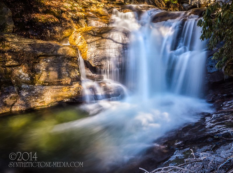 Dukes Creek Falls 2
