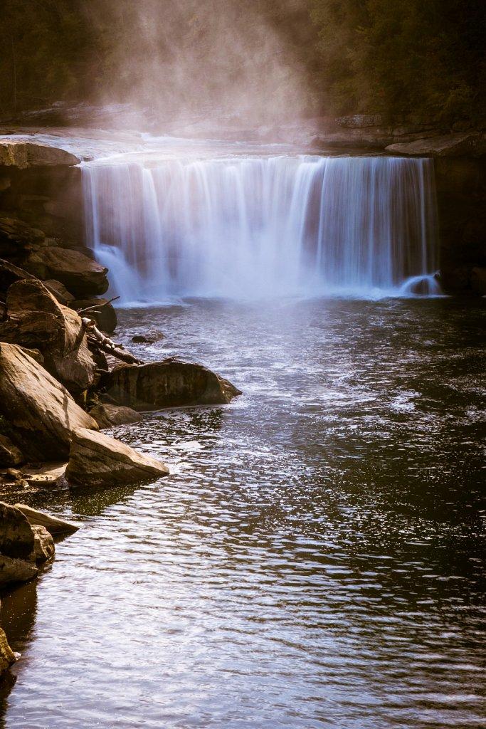 Cumberland Falls Vertical