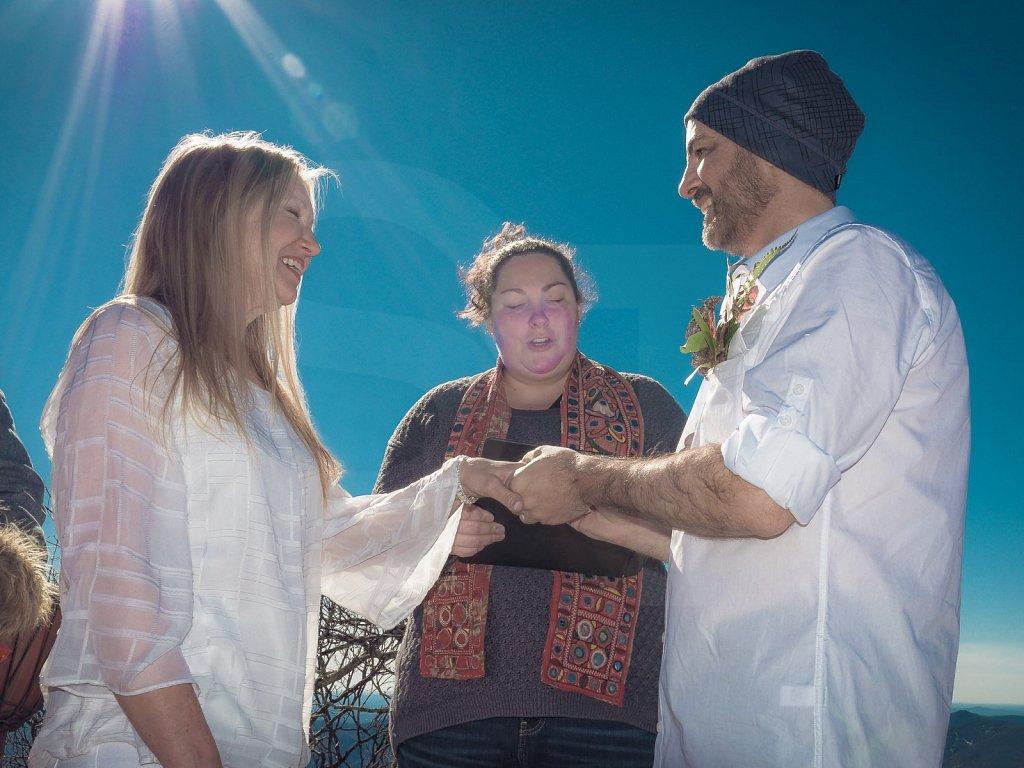 Valerie and Jim Rudd Wedding